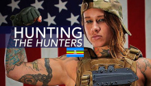 Kinessa Johnson, Ex Marine turned Animal Guardian