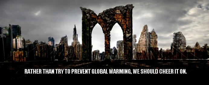 cheerglobalwarming