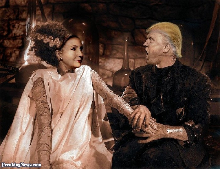 Donald-Trump-and-Hillary-Clinton-the-Bride-of-Frankenstein--126551