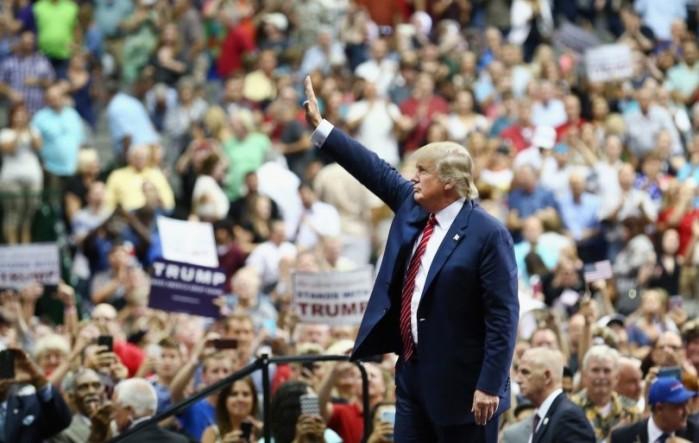 trump presumptive nominee