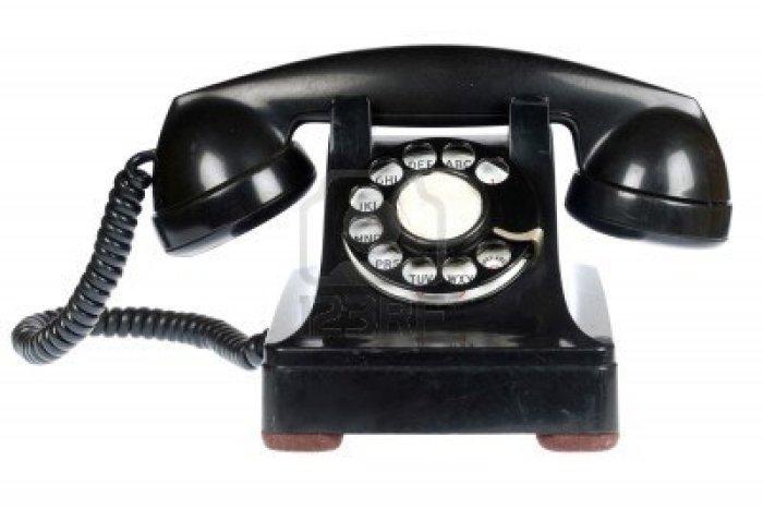 VintageRotaryPhone