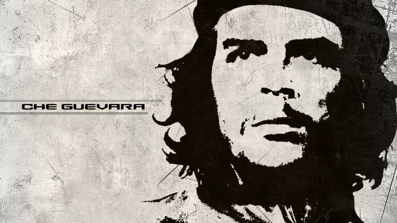 Socialism and the animal movement armory of the revolution - Che guevara hd pics ...